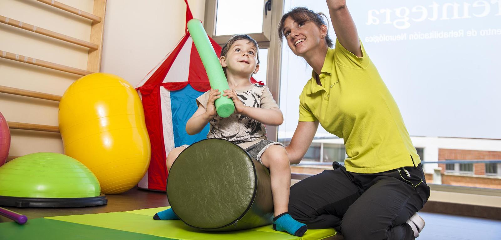 Neuro rehabilitación infanto juvenil