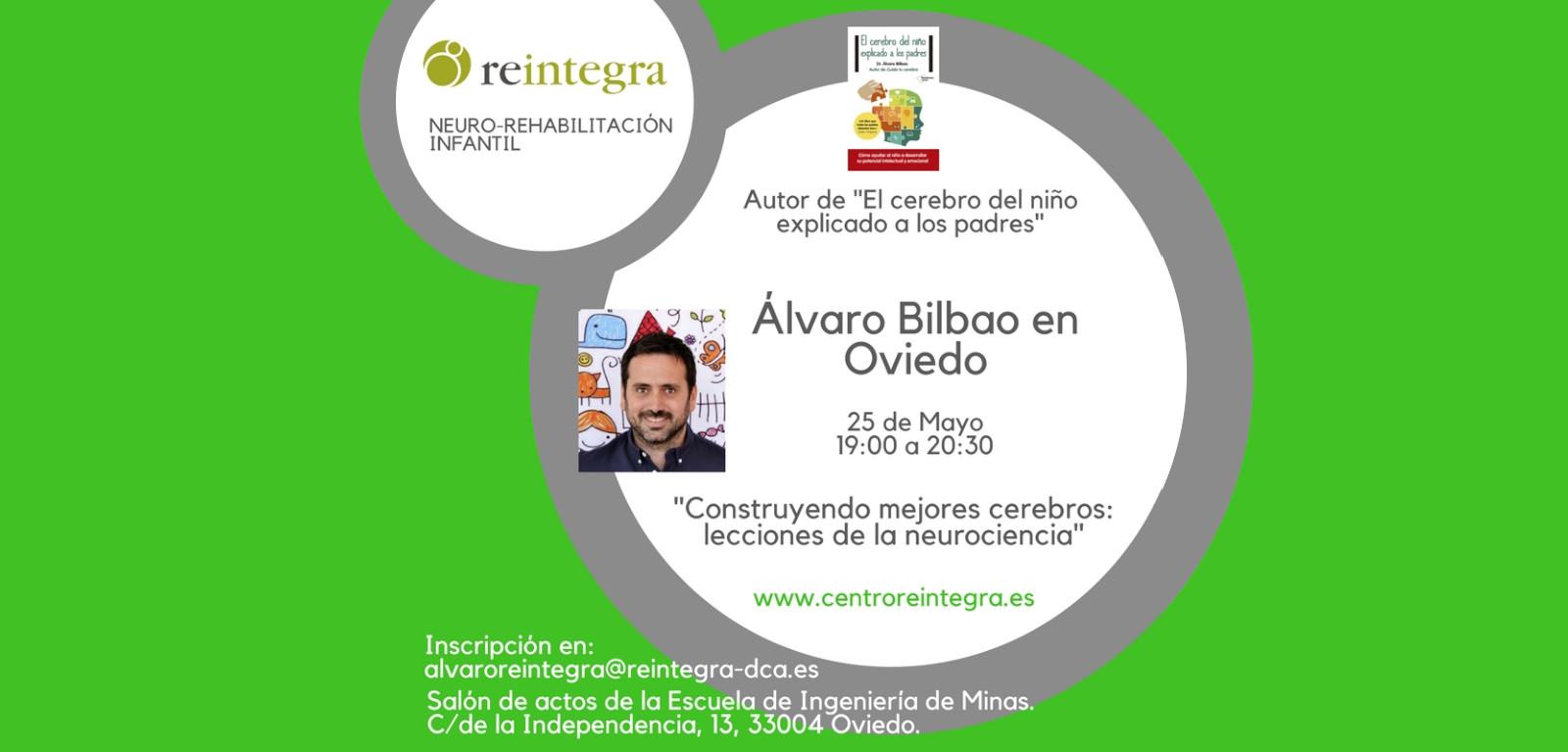 Álvaro Bilbao en Oviedo redes sociales
