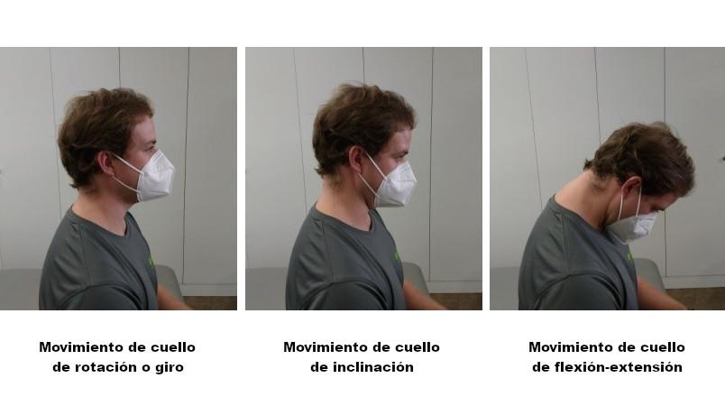 Potenciación y flexibilización de la musculatura cervical